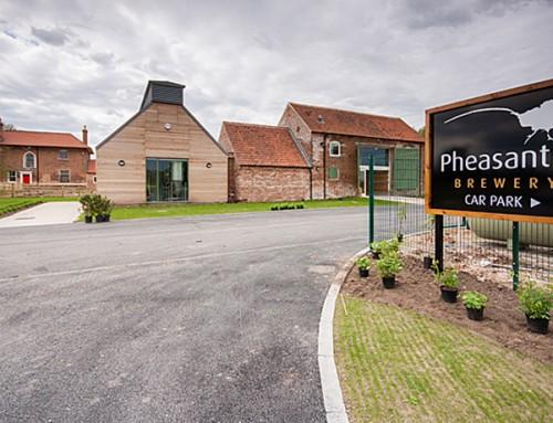 Pheasantry Brewery