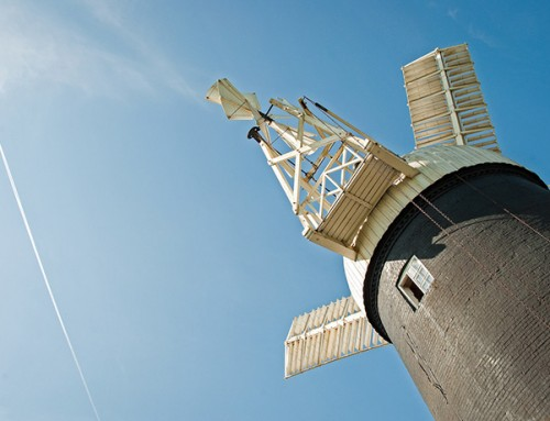 Tuxford Windmill & Team Room