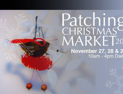 Patchings Christmas Market Nov 27th – Nov 29th 2016.